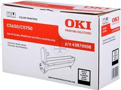 43870008 OKI C5650 OPC BLACK 20.000pages