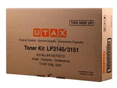 4414010010 UTAX LP3140 TONER BLACK 40.000pages incl waste box