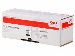 44973536 OKI C301 TONER BLACK 2200pages
