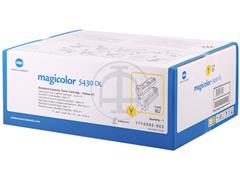 4539132 KONICA MC5430DL TONER YELLOW 6000pages