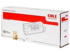 45396302 OKI MC760 TONER MAGENTA 6000pages