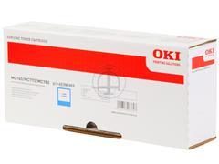 45396303 OKI MC760 TONER CYAN 6000pages