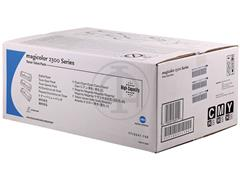 4576611 KONICA MC2300 TONER (3) CMY HC 3x4500pages high capacity