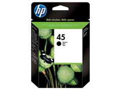 51645AE HP DJ 710C PRINTHEAD BLACK HP45 42ml 930pages