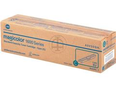 A0V30GH KONICA MC1650EN TONER CYAN 1500pages
