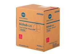 A0X5353 KONICA BIZHUB C25 TONER MAGENTA 4500pages TNP27M