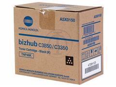 A5X0150 KONICA BIZHUB C3350 TONER BLACK 10.000pages TNP48K