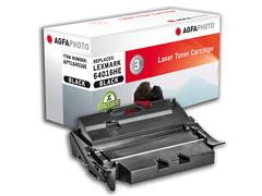 APTL64016E AP LEX.T640 CARTRIDGE BLACK 21.000pages