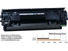 AS19436 ASTAR HP LJP1505 CARTR BLK CB436A/36A 4000pages XXL