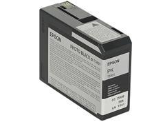 C13T580100 EPSON ST PRO3800 PHOTO INK BK 80ml