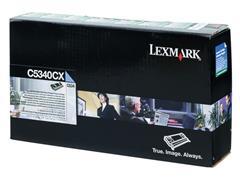 C5340CX LEXMARK C534 TONER CYAN 7000pages return