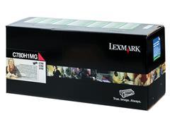 C780H1MG LEXMARK C780N TONER MAGENTA HC 10.000pages high capacity return