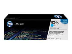 CB381A HP CLJ CP6015 TONER CYAN HP824A 21.000pages