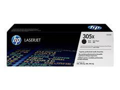 CE410X HP CLJ PRO400 CARTRIDGE BLACK EHC HP305X 4000pages extra high capacity