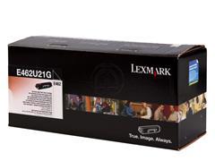 E462U21G LEXMARK E462 CARTRIDGE BLACK HC 18.000pages high capacity