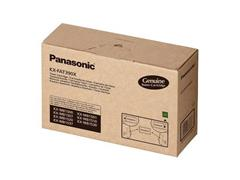 KXFAT390X PANASONIC KXMB1500 CARTR BLACK 1500pages