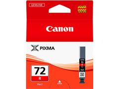 PGI72R CANON PRO10 INK RED 6410B001 No.72 14ml 144photos
