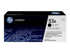Q7553A HP LJ P2015 CARTRIDGE BLACK ST HP53A 3000pages standard capacity