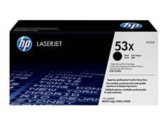 Q7553X HP LJ P2015 CARTRIDGE BLACK HC HP53X 7000pages high capacity