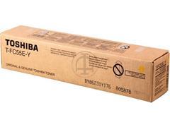 TFC55EY TOSHIBA ESTUDIO 5520C TONER YEL 6AG0002321 26.500pages