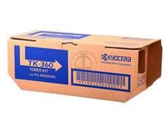 TK360 KYOCERA FS4020DN TONER BLACK 1T02J20EU0 20.000pages