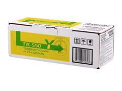 TK550Y KYOCERA FSC5200DN TONER YELLOW 1T02HMAEU0 5000pages