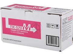TK570M KYOCERA FSC5400DN TONER MAGENTA 1T02HGBEU0 12.000pages