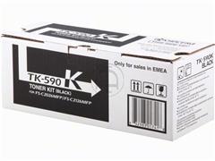 TK590K KYOCERA FSC2016MFP TONER BLACK 1T02KV0NL0 7000pages