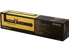 TK8705Y KYOCERA TA6550I TONER YELLOW 1T02K9ANL0 30.000pages