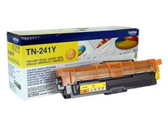 TN241Y BROTHER HL3140 TONER YELLOW ST 1400pages standard capacity