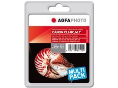 APCCLI8TRID AP CAN. MP800 INK (3) CMY 3x15,5ml