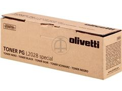 B0740 OLIVETTI PGL2028 SPEZIALTONER BLK 7200pages