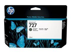 B3P22A HP DNJ T920 INK MATTE BLACK HC HP727 130ml high capacity