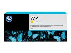 B6Y10A HP DNJ Z6200 INK YELLOW HP771C 775ml