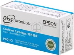 C13S020447 EPSON PP100 INK CYAN 31,5ml PJIC1