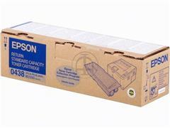 C13S050438 EPSON ALM2000 TONER BLACK ST 3500pages standard capacity return