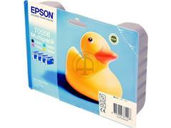 C13T05564010 EPSON ST PHRX420 INK (4) 4x8ml Multipack cmyk