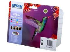 C13T08074011 EPSON ST PHRX265 INK (6) 6x7,4ml cmyk/lmag/lcya multipack