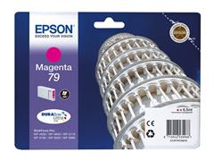 C13T79134010 EPSON WF5110WF INK MAG ST 6,5ml No.79 800pages standard cap.