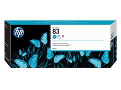 C4941A HP DNJ 5000 UV INK CYAN HP83 680ml UV resistant