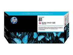 C4955A HP DNJ 5000 PRINTHEAD+CLEANER LM HP81 13ml light magenta