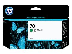 C9457A HP DNJ Z3100 INK GREEN HP70 130ml
