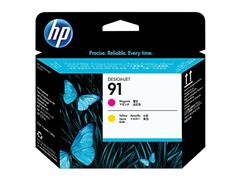 C9461A HP DNJ Z6100 PRINTHEAD MAG+YEL HP91 775ml