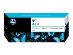 C9467A HP DNJ Z6100 INK CYAN HP91 775ml pigmented
