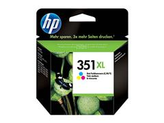 CB338EE HP OJ5780 INK COLOR HC HP351XL 14ml 580pages high capacity