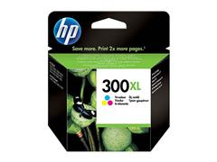 CC644EE HP DJD2560 INK COLOR HC HP300XL 11ml 440pages high capacity