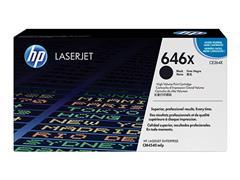 CE264X HP CLJ CM4540F CARTRIDGE BLACK HP646X 17.000pages