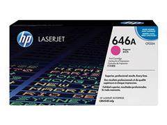 CF033A HP CLJ CM4540F CARTRIDGE MAGENTA HP646A 12.500pages