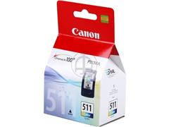 CL511 CANON MP240 INK COLOR ST 2972B001 No.511 9ml 245p. standard cap.