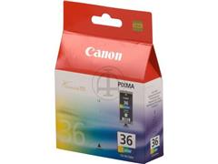 CLI36CLR CANON MINI260 INK COLOR 1511B001 No.36 12ml 249pages